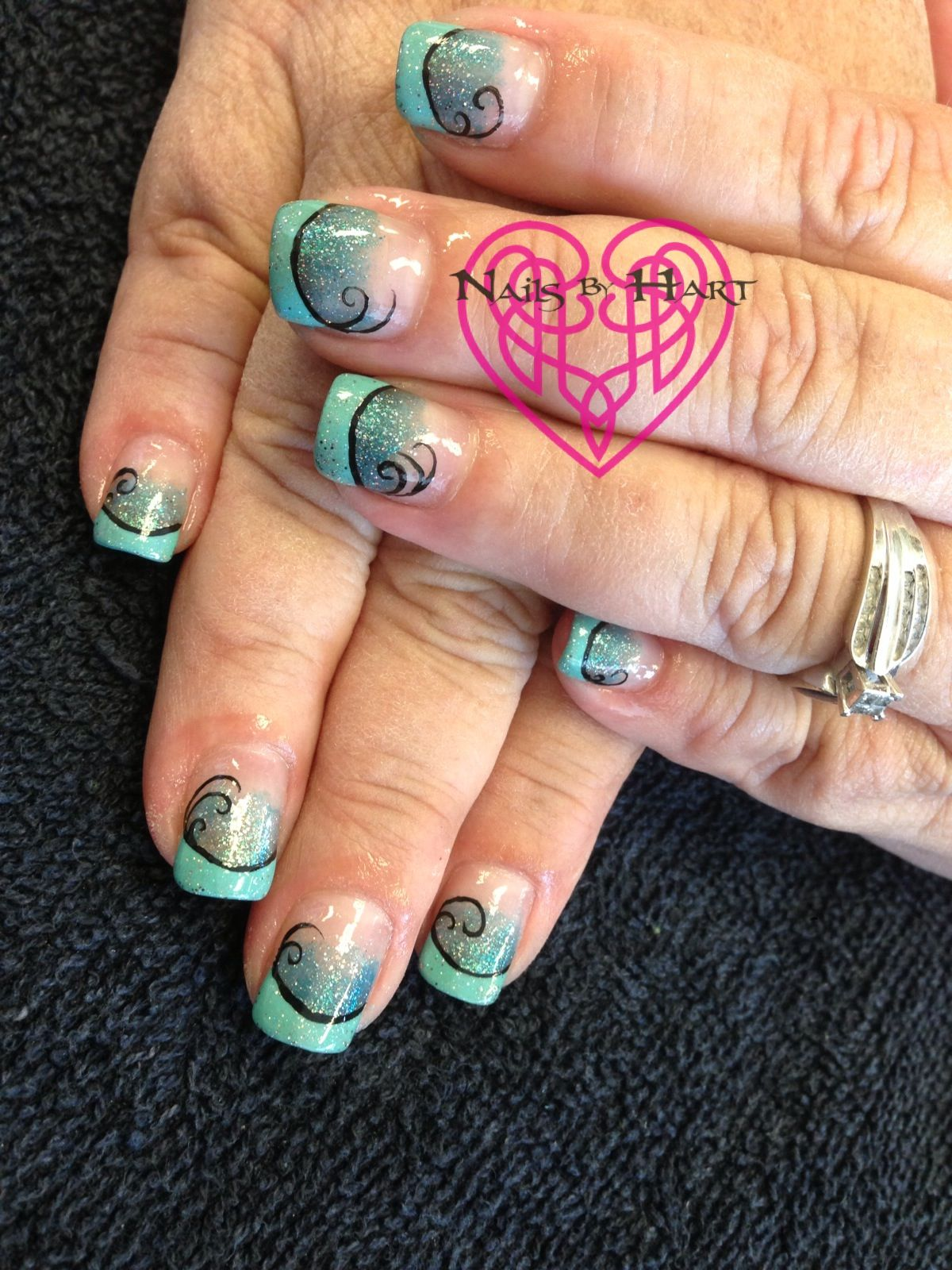 Nails by Katie Hart Eugene, Or 541-730-2662 | Nails by Hart | Pinterest