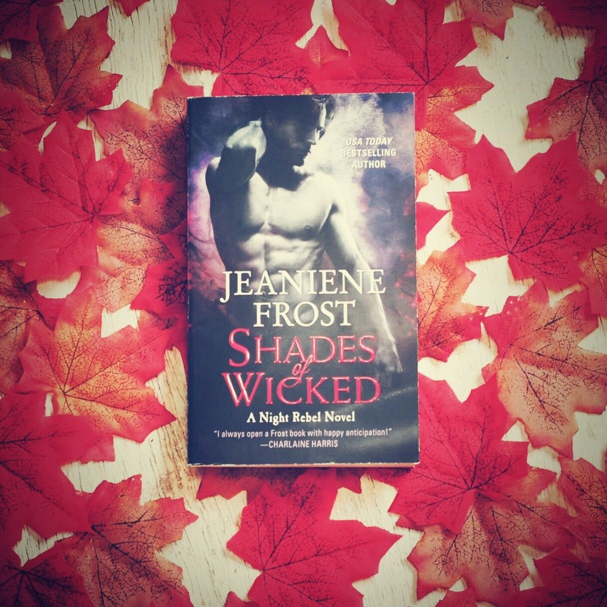 We're spending the week with SHADES OF WICKED by Jeaniene