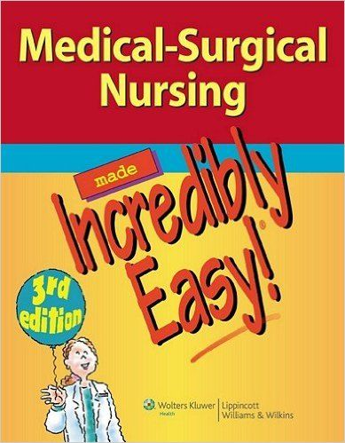 Medical surgical nursing made incredibly easy third edition medical surgical nursing made incredibly easy third edition fandeluxe Gallery