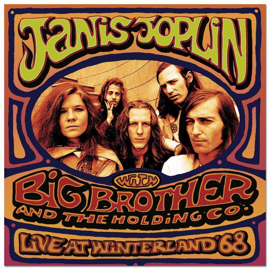 """Janis Joplin on Twitter: """"""""A treat for fans to hear."""" – @allmusic  Available now: https://t.co/EfpL43gtWd #Winterland #Joplin #BBHC #Blues https://t.co/oL8i4ggndf"""""""