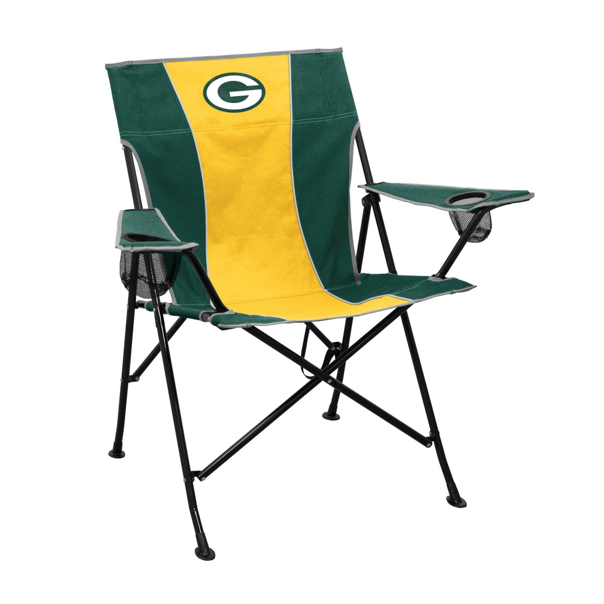 Green Bay Pregame Chair Folding Chair Foldable Chairs