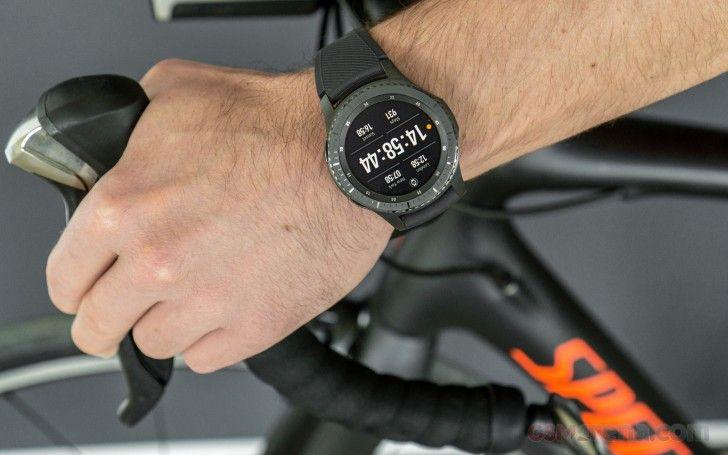 Samsung Gear S3 review Stepping up a gear Smart watch