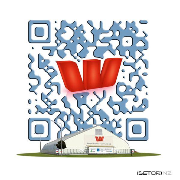 WESTPAC BANK QR Code Coding