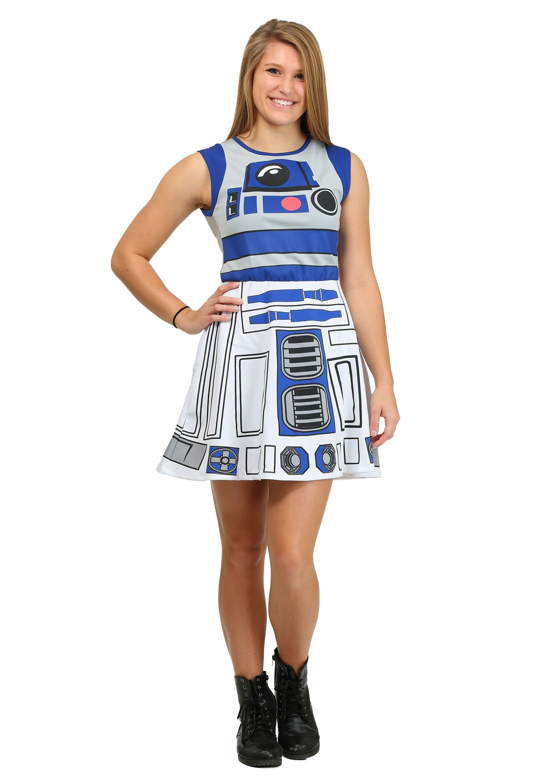 r2d2- Maggie R2d2 Costume 2c8e0a634