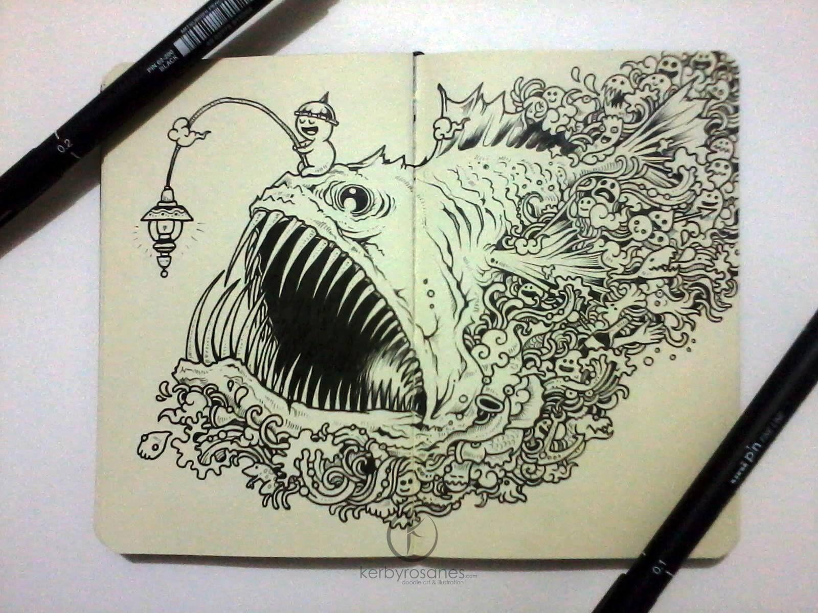 Angry Angler
