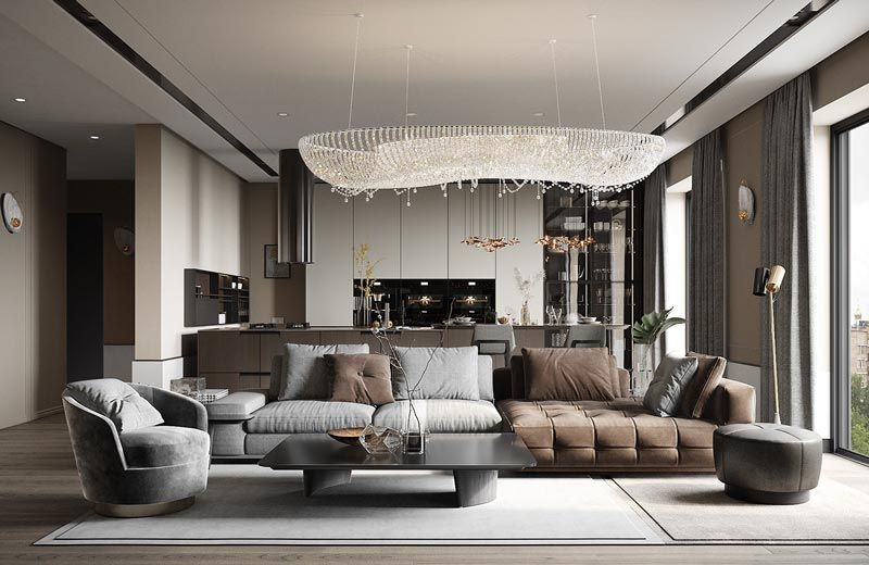 Contemporary Living Rooms Top 20 Designs Dcorstore Blog Contemporary Living Room Design Modern Contemporary Living Room Living Room Decor Apartment