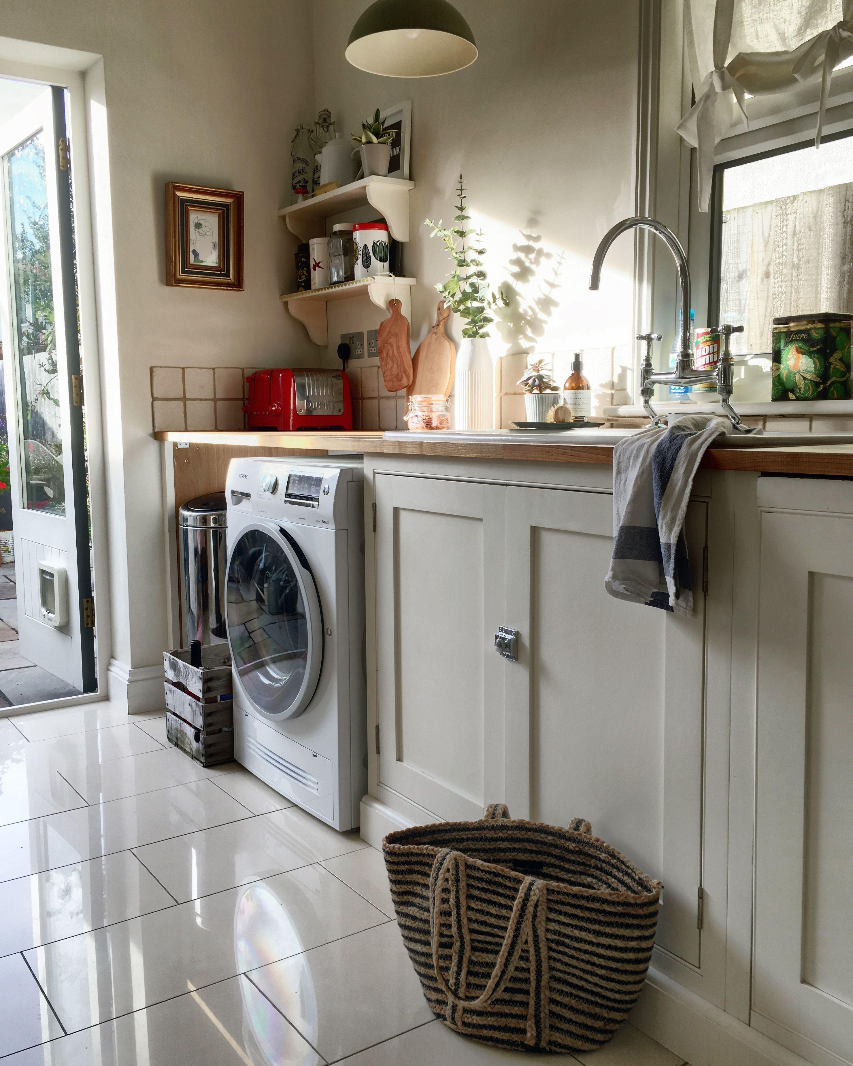 Best Classic Shaker Kitchen Farrow Ball 'Wimborne White 400 x 300