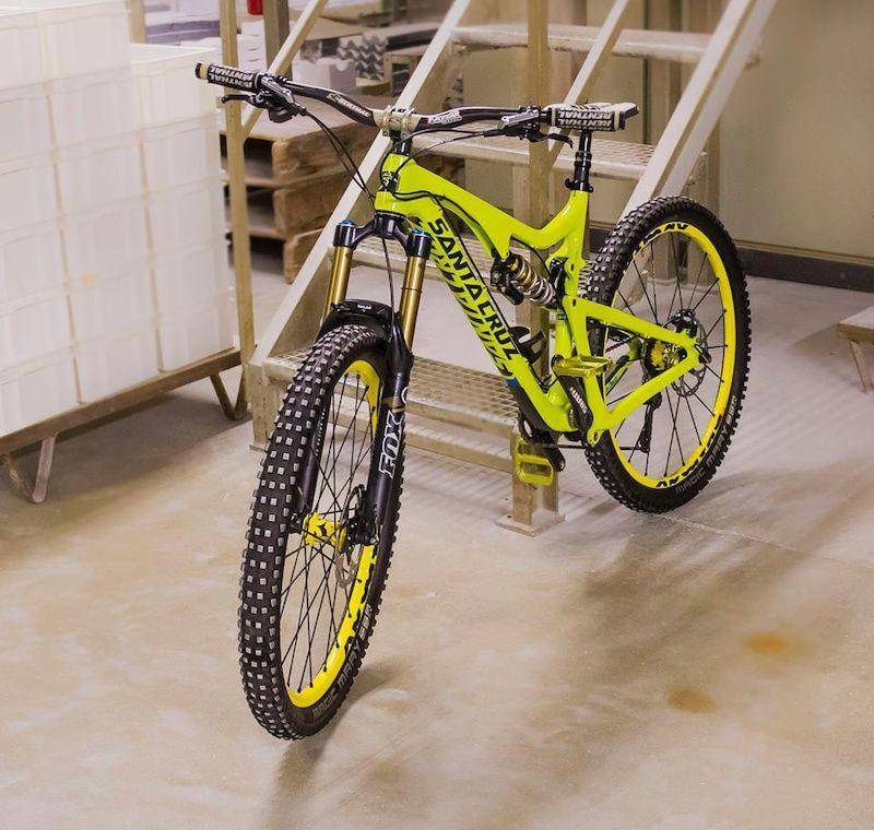 Rideti Downhill Bike Freeride Mtb Mountain Biking