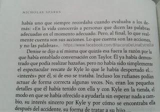 EL RESCATE - NICHOLAS SAPRKS