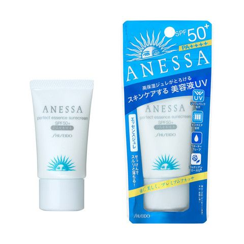 Shiseido Anessa Perfect Essence Sunscreen A+N SPF 50+ PA+++ 25ml