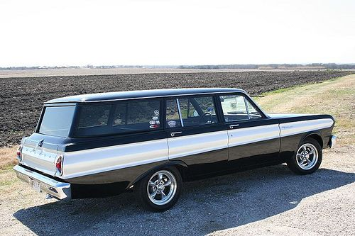 Pretty Bird 1964 Falcon Wagon Wagons For Sale Ford Falcon Wagon