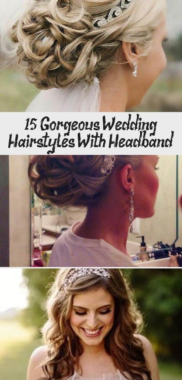 Photo of 15 wunderschöne Hochzeitsfrisuren mit Stirnband – beste Frisuren
