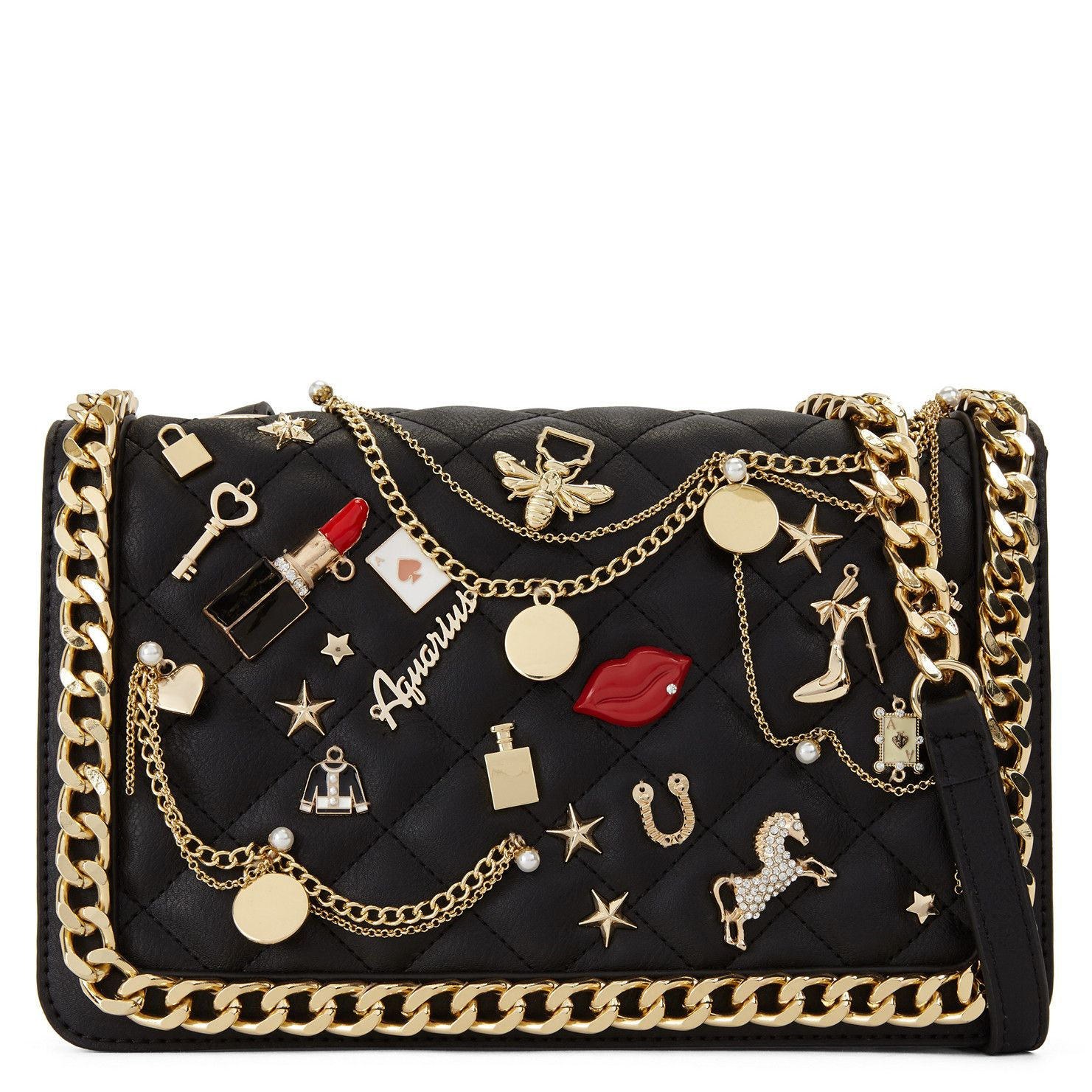 Lousana Midnight Black Women S Handbags Aldo Canada