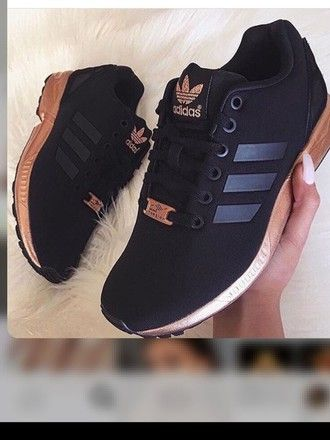 Adidas shoes women, Adidas shoes, Black