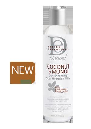 Coconut Monoi Curl Enhancing Dual Hydration Milk Shop Design