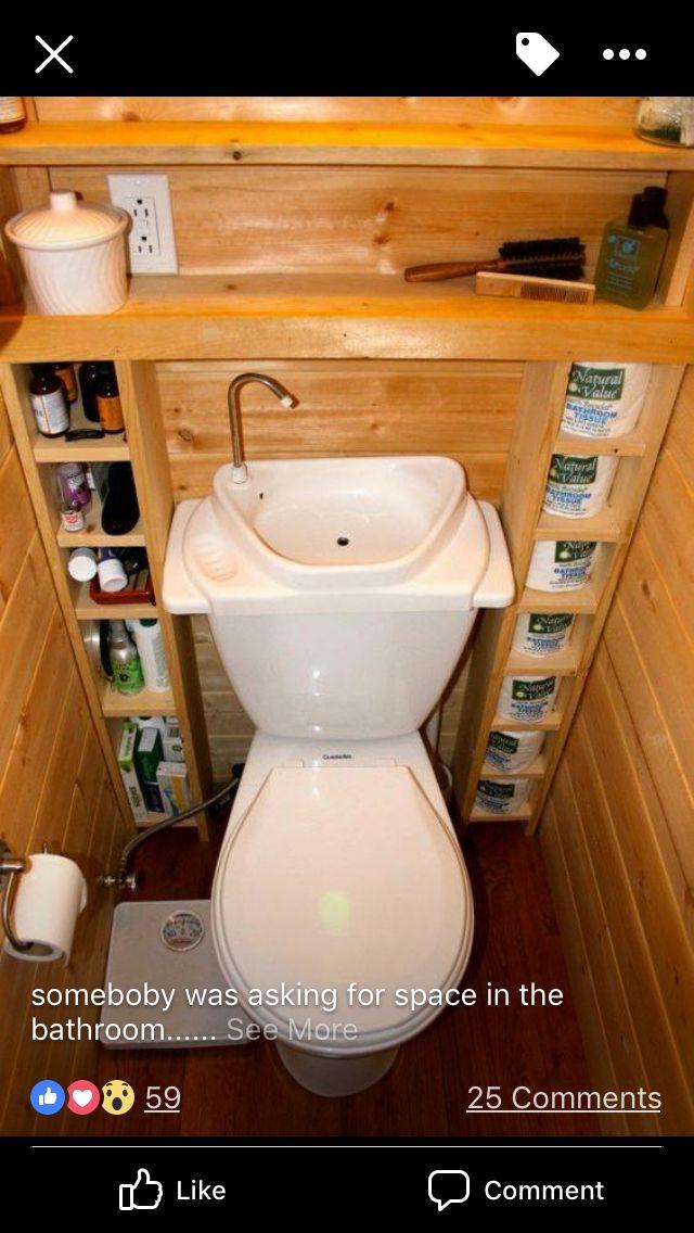 Tiny Home Designs: Was Ich Mir Vorgestellt Habe, Um Wasser Zu Sparen