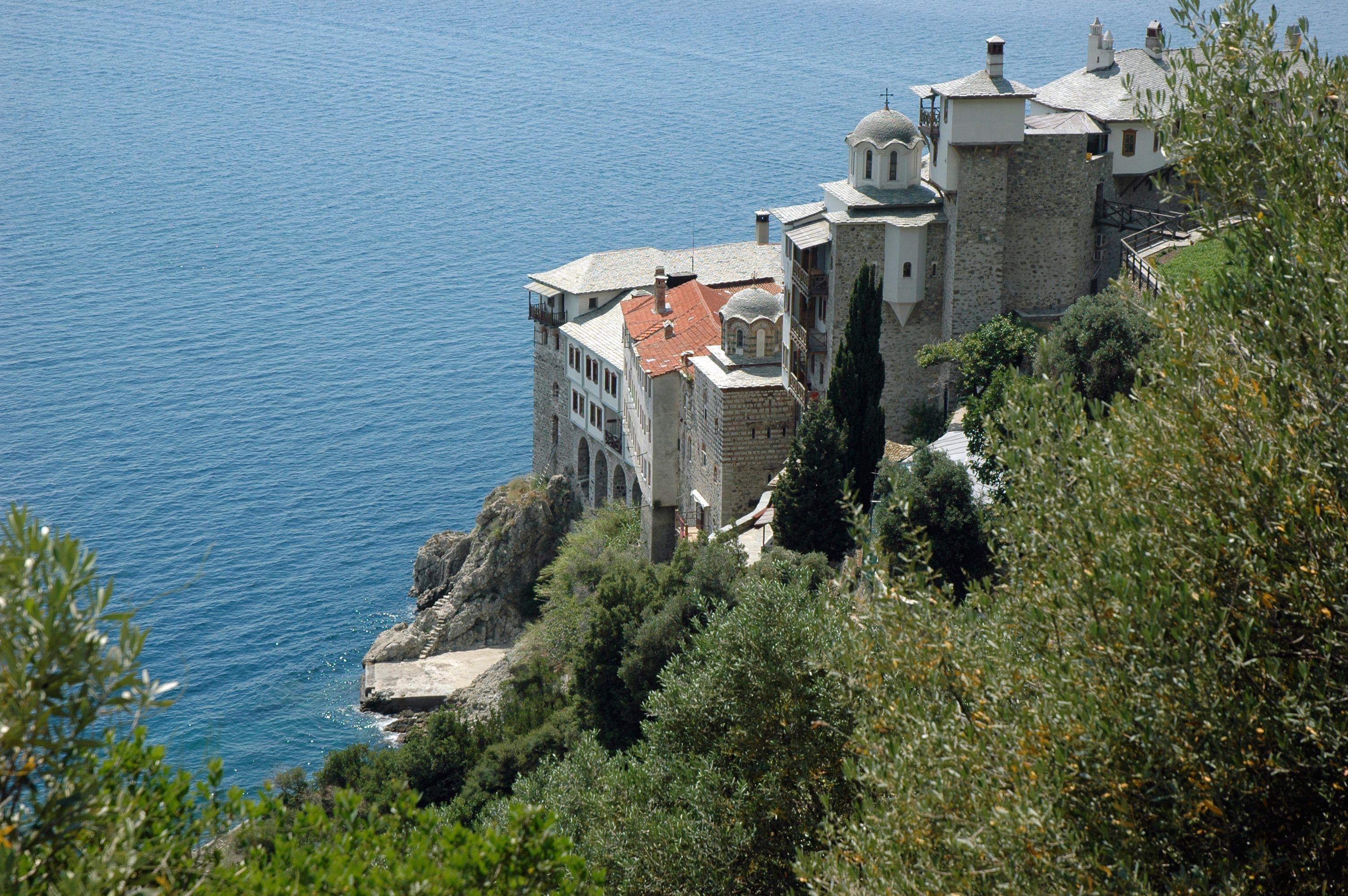 Mount Athos, Halkidiki Greece