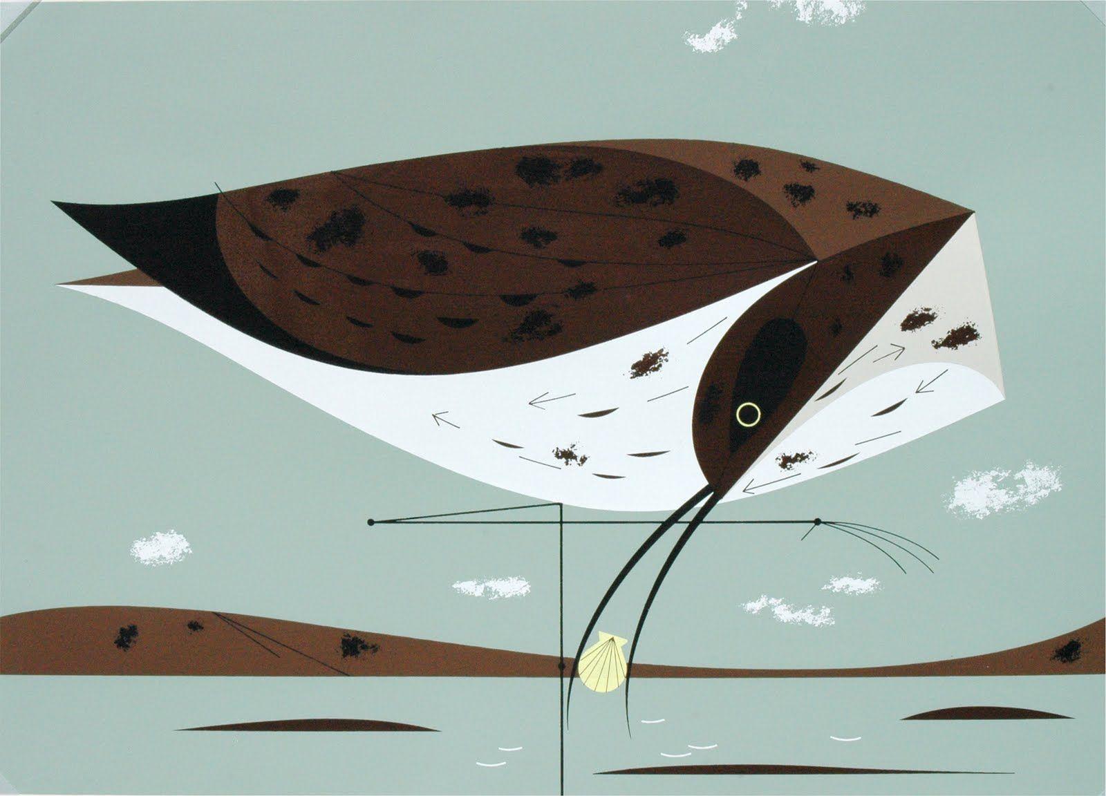 The Paper Coyote: Charley Harper   Charley Harper   Pinterest   Arte