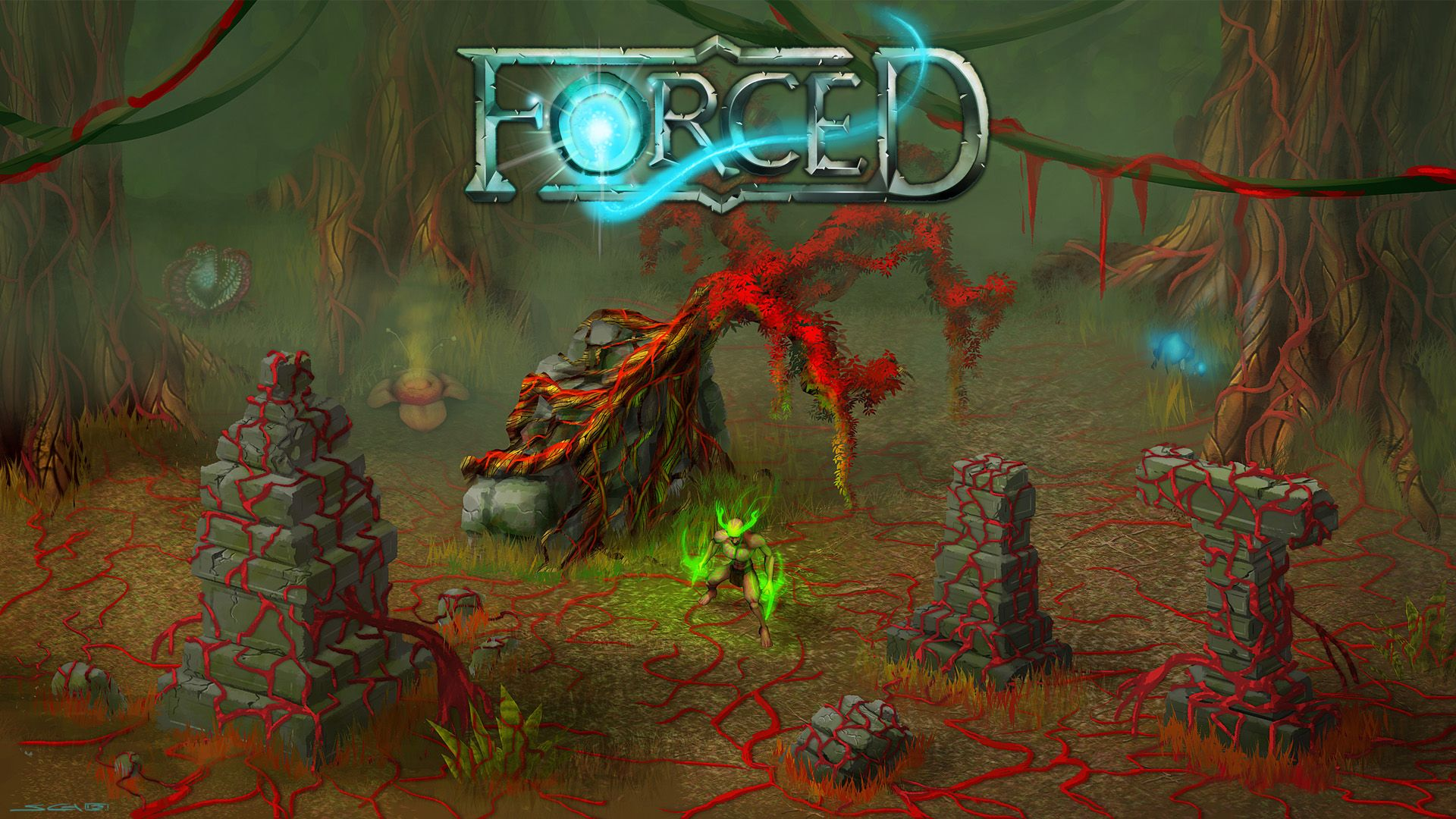FORCED Confirmed for Xbox One Xbox one, Xbox, Video game