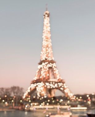 paris photography sparkling eiffel tower with twinkle lights
