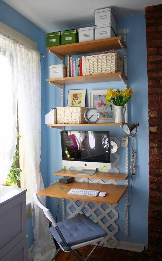 Espaço de Trabalho | Hazlo con tus manitas | Pinterest | Tiny houses ...
