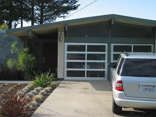 Attirant Eichler 183 | Flickr   Garage Doors