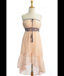 AMaVo Boutique -  'Bohemian Melody Tube Dress'