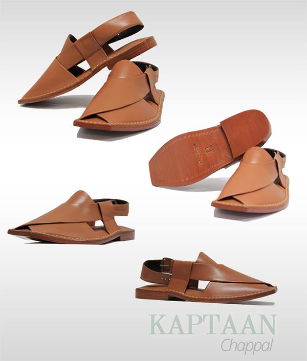 Kaptaan Chappal - Handmade Shoe Store in Pakistan — HOMETOWN