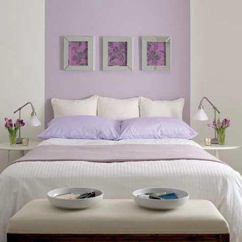 Bedroom Colors Lilac bedroom color schemes, bedroom paint colors, bedroom color ideas