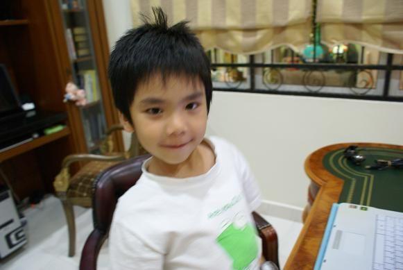 Japanese Little Boy Hairstyles