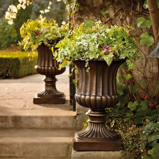 Classical Tuscany Indoor Outdoor Urn With Images Outdoor Urns