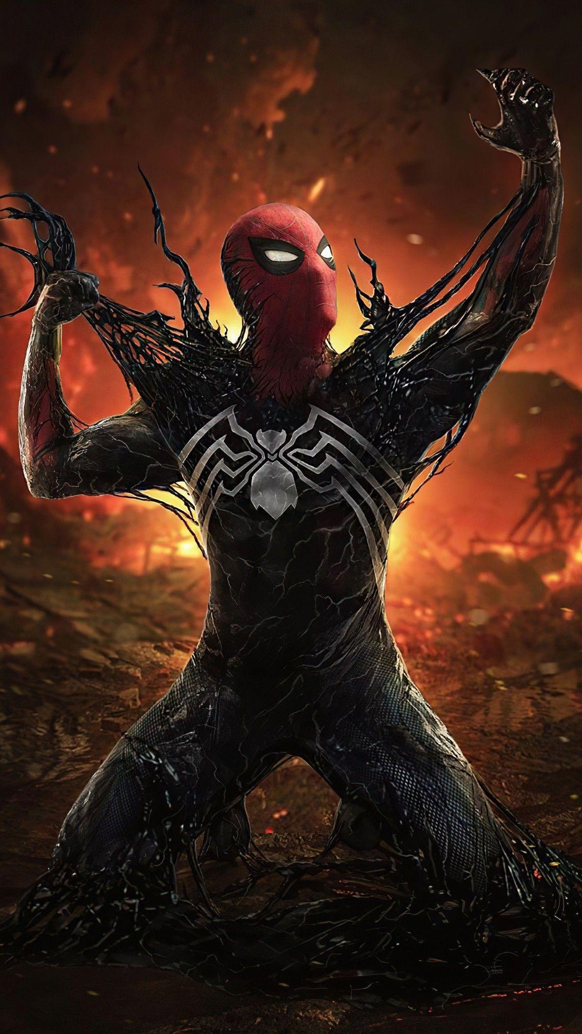 Spider Man Vs Venom Symbiote Spiderman Spiderman Art Venom Spiderman