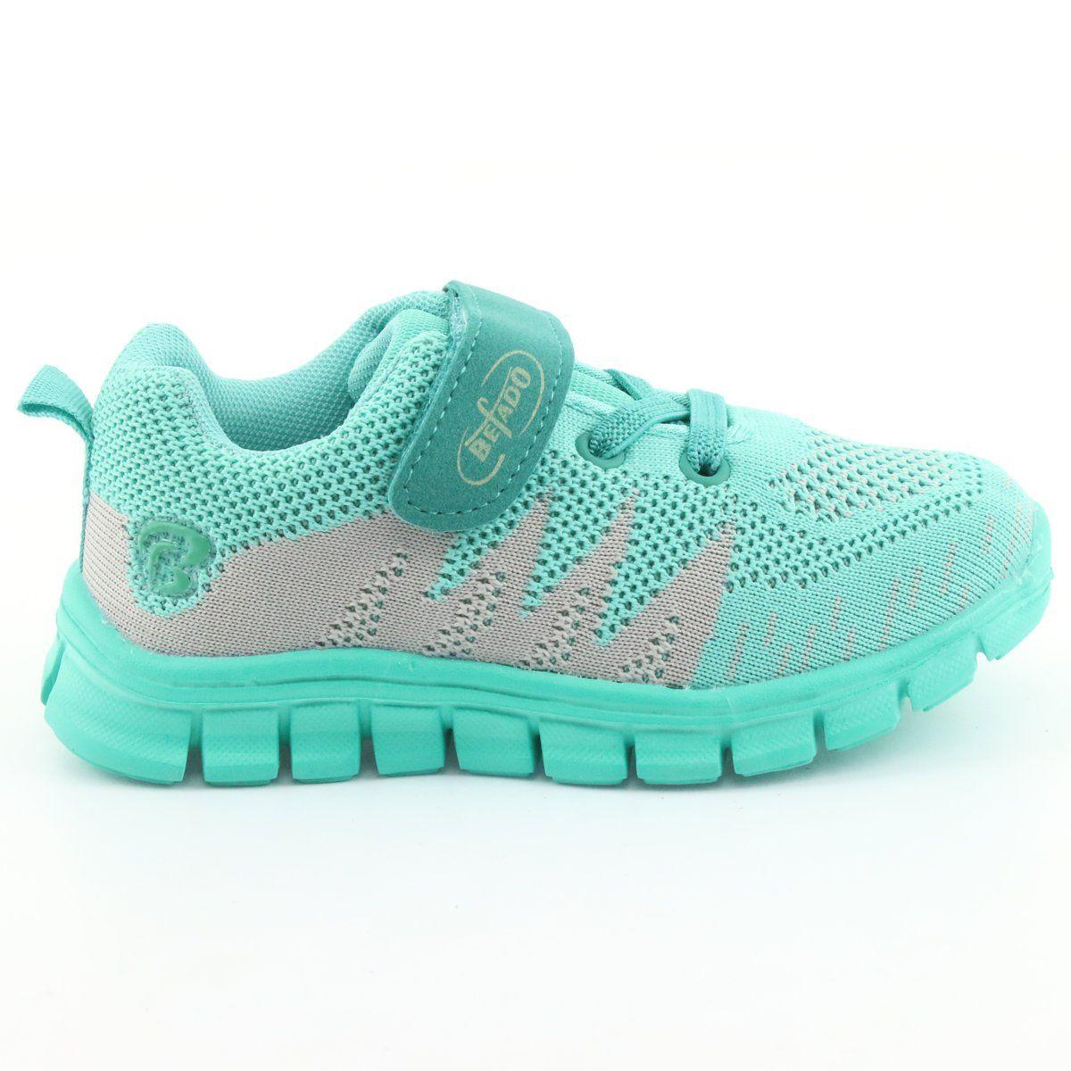 Befado Obuwie Dzieciece Do 23 Cm 516x026 Zielone Sketchers Sneakers Shoes Sneakers