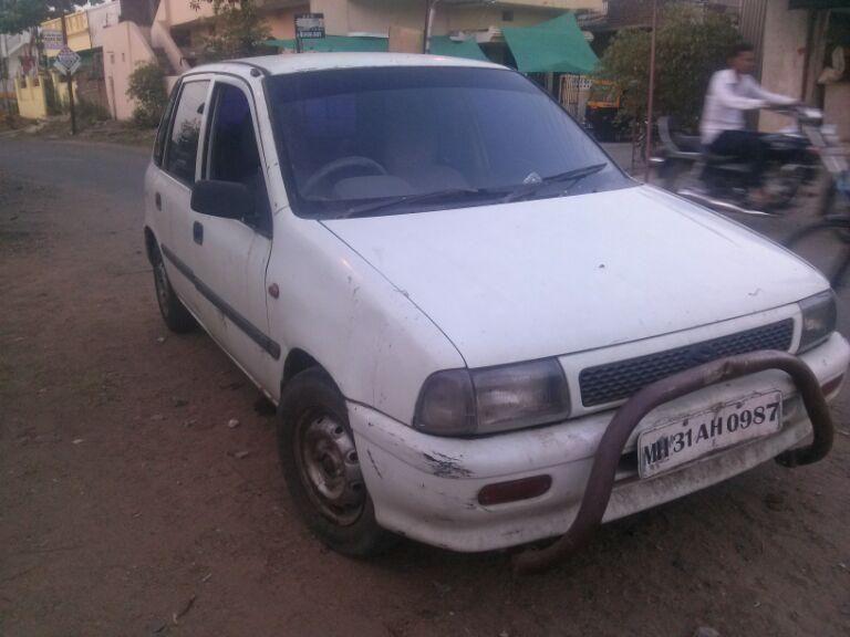 Maruti Suzuki Zen Car for Sale in Nagpur (Id 1415785966