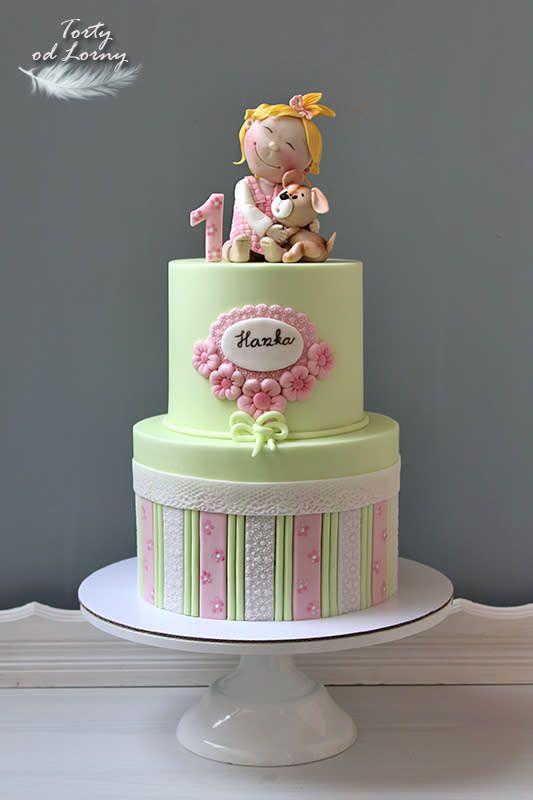 1st Birthday By Lorna