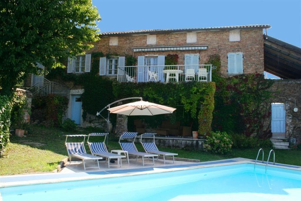 Holiday Villa in Nizza Monferrato, Asti, Piedmont, Italy