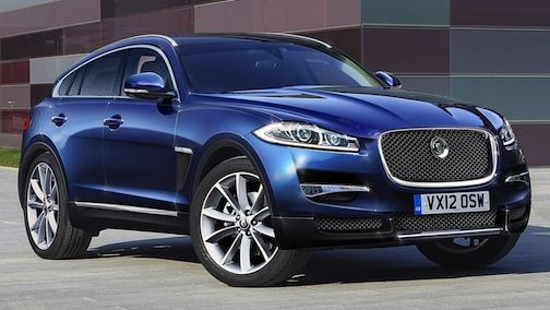Jaguar Suv Doesn T Make Sense But You Ll Want One Anyway