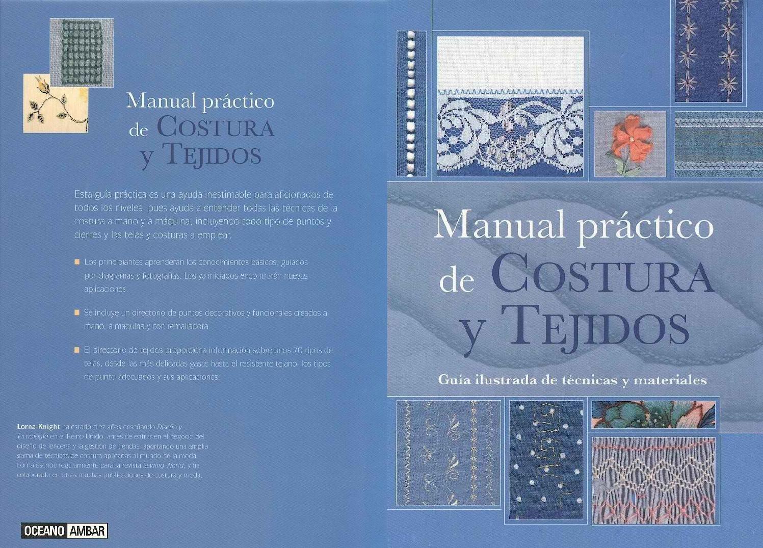 Tecnica manual practico de costura y tejidos No esta entero Download