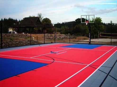 Long Island Basketball Courts New York Gym Floor Outdoor Basketball Court Home Basketball Court Basketball Court