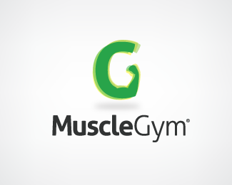#amazingly #fitness #clever #logos #gym #and30 Amazingly Clever Gym and Fitness Logos 30 Amazingly C...