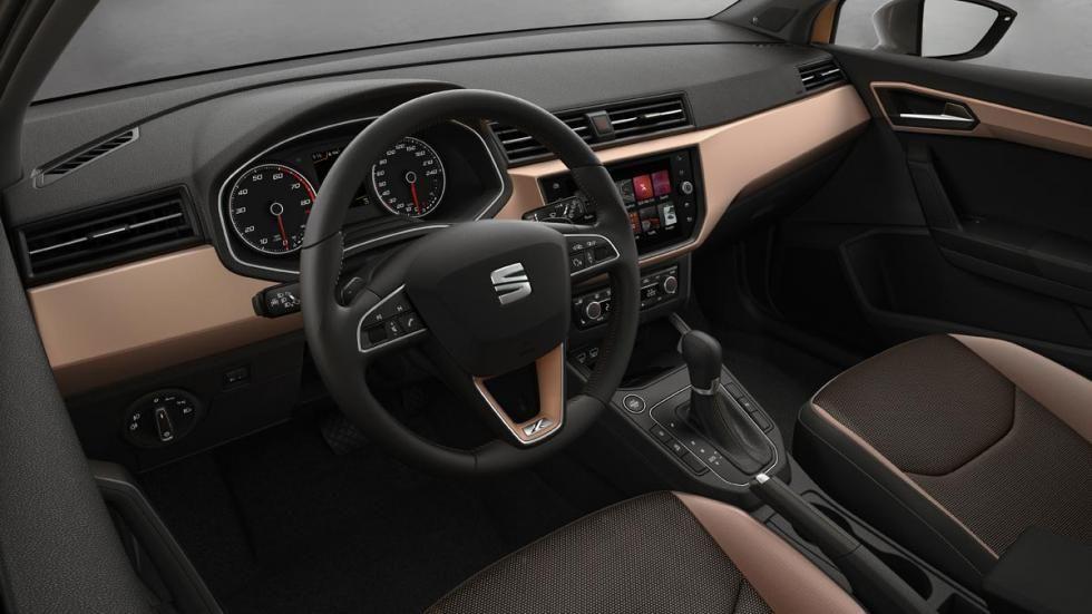 Seat Ibiza 2017 interior | Motors. | Pinterest