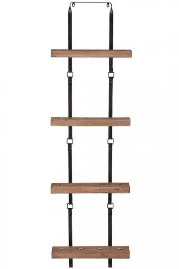 Conway Wall-Mount Wine Storage - Wall-mount Wine Rack - Wine Storage Racks | HomeDecorators.com