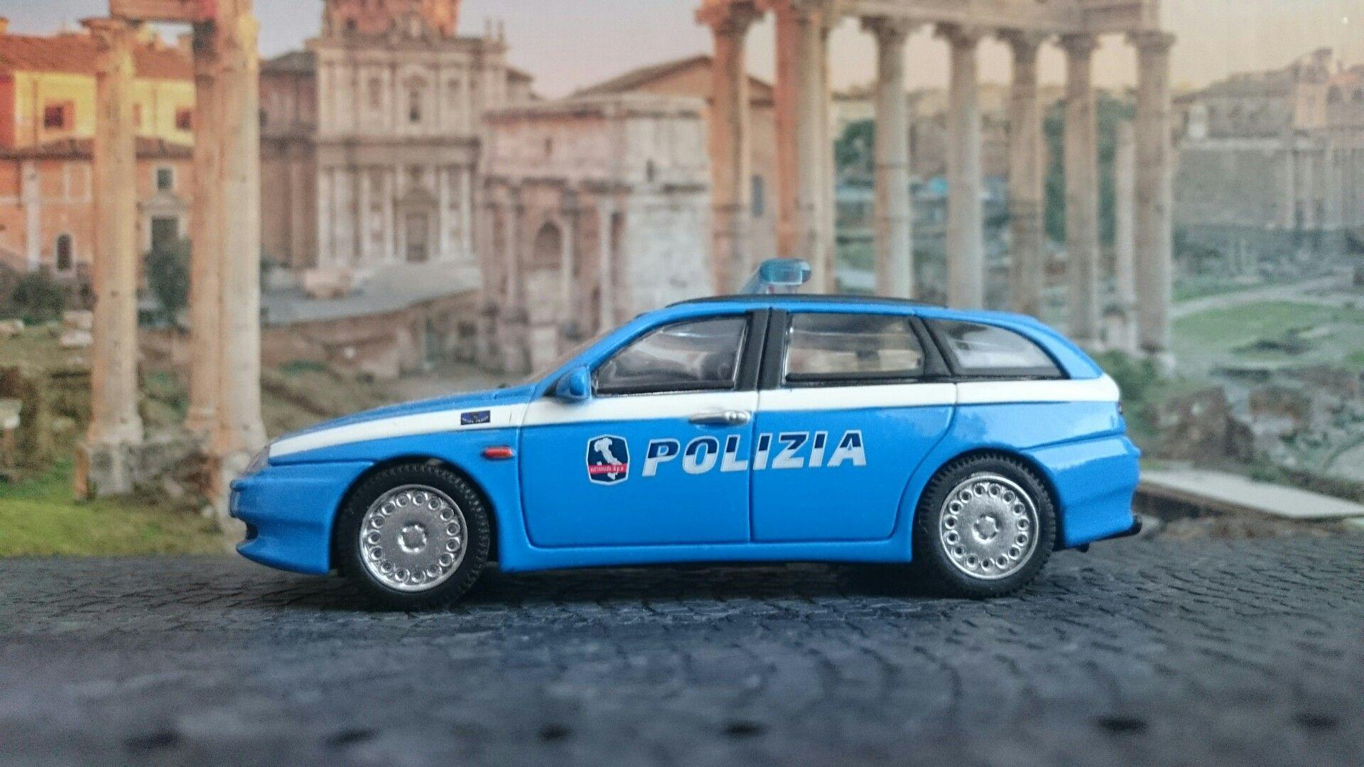 Alfa Romeo 156 Models cars 1 43