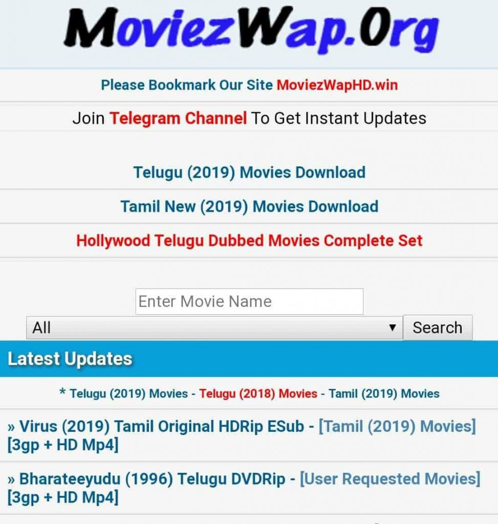 Wap moviez Moviezwap 2021