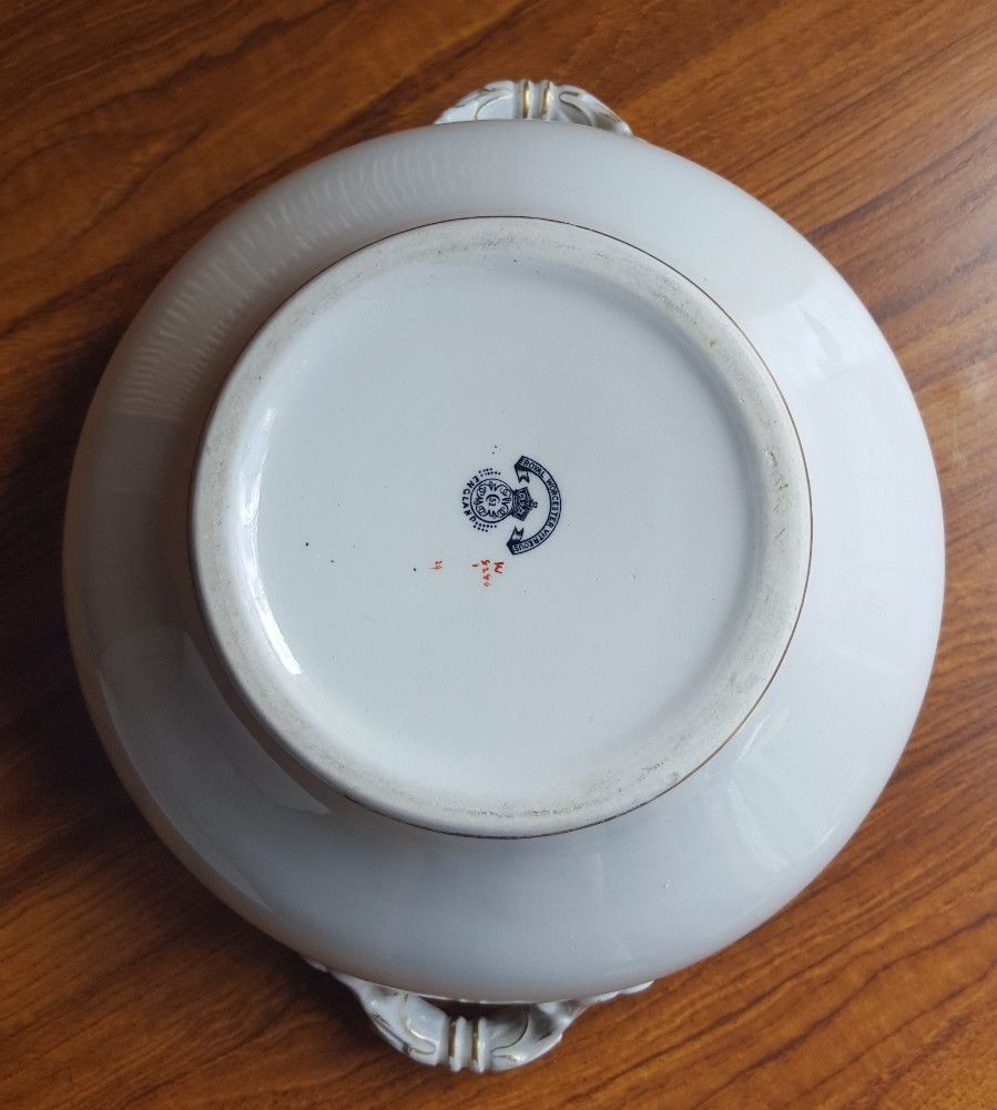 Royal Worcester factory marksdates 1950 (probably). | eBay ...