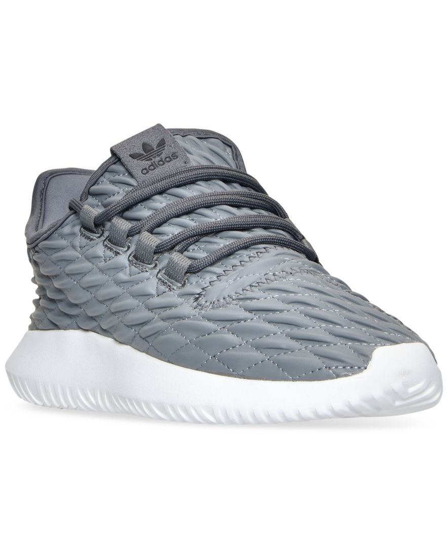 e796668b8 adidas Women s Tubular Shadow Casual Sneakers from Finish Line ...
