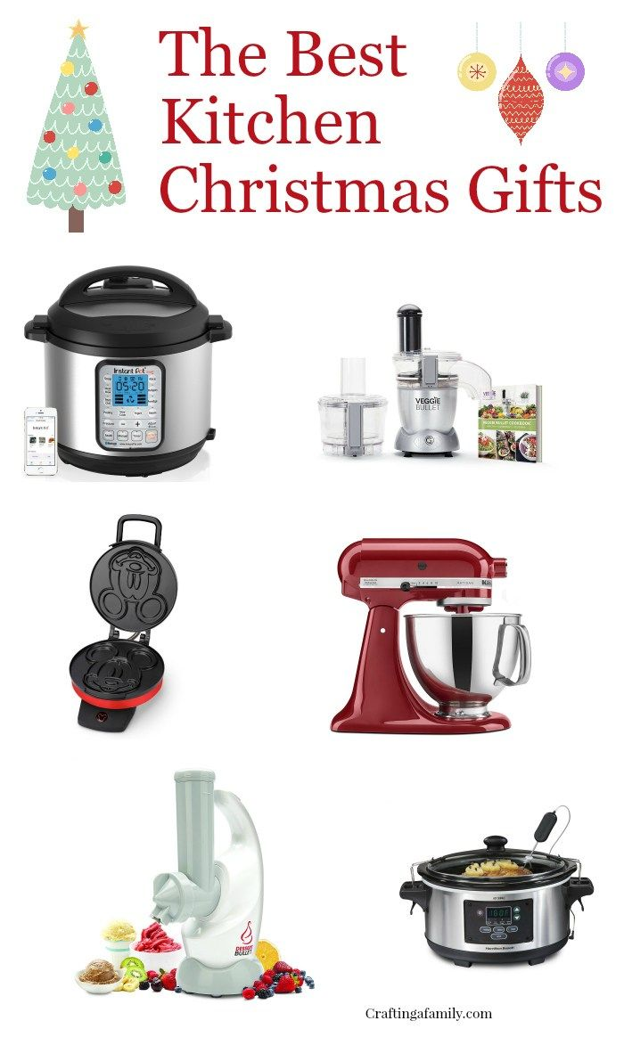 Kitchen Appliance Gift Guide | Easy, Gift and Blogging