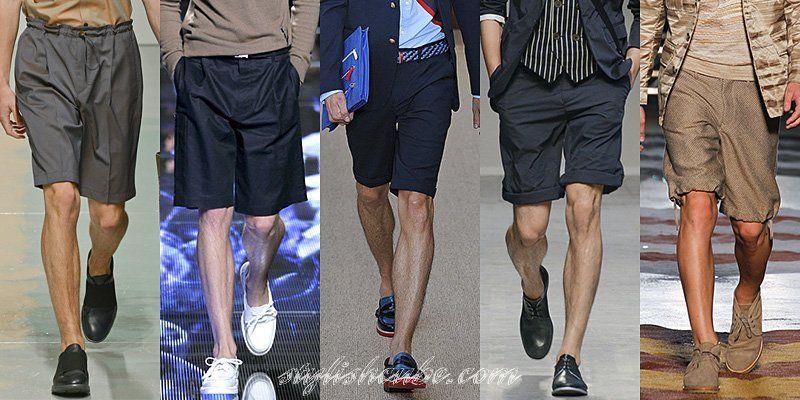 Men's shorts 2013