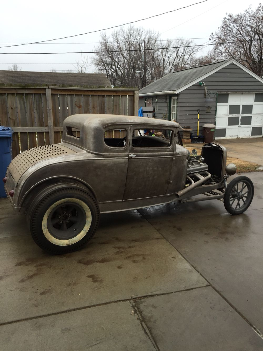 30 Ford Model A Coupe