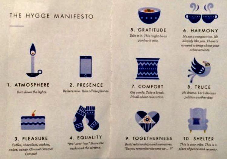Pin by julie huang on hygge hygge manifesto